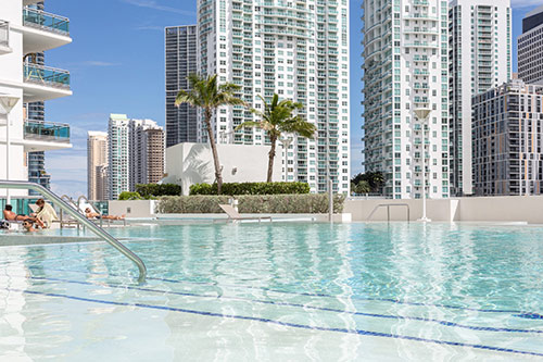 Apartment in Brickell for 4